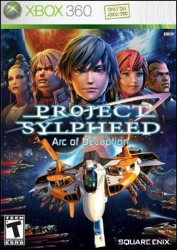 Project Sylpheed: Arc of Deception (Xbox 360) by Microsoft Box Art