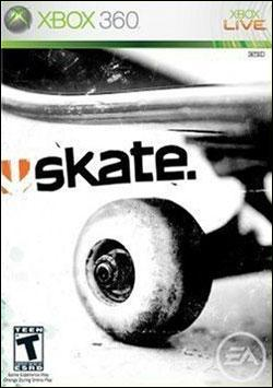 SKATE (Xbox 360) by Electronic Arts Box Art