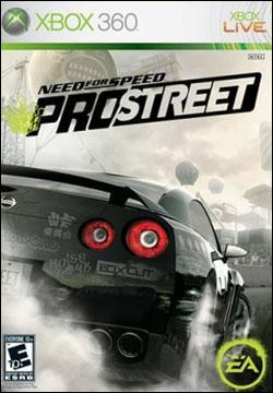 Need For Speed Pro Street (Xbox 360) by Electronic Arts Box Art