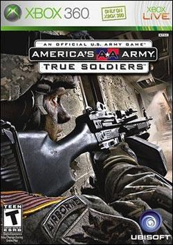 America's Army: True Soldiers (Xbox 360) by Ubi Soft Entertainment Box Art