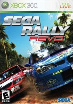SEGA Rally Revo (Xbox 360) by Sega Box Art