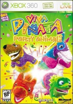 Viva Piñata: Party Animals (Xbox 360) by Microsoft Box Art