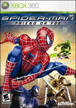 Spiderman: Friend or Foe Box art