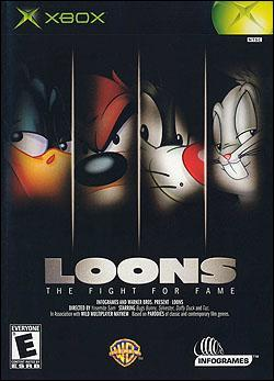 Loons: The Fight For Fame (Xbox) by Atari Box Art