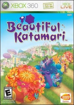 Beautiful Katamari (Xbox 360) by Namco Bandai Box Art