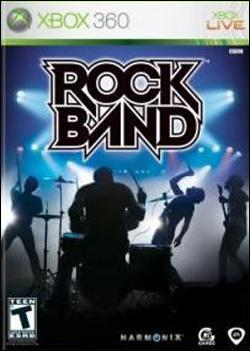 Rock Band (Xbox 360) by Electronic Arts Box Art