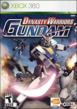 Dynasty Warriors: Gundam (Xbox 360) by KOEI Corporation Box Art
