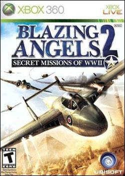 Blazing Angels 2: Secret Missions of WWII (Xbox 360) by Ubi Soft Entertainment Box Art