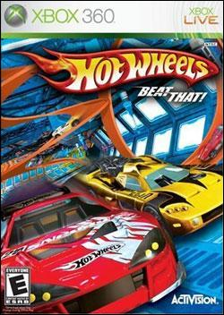 Hot Wheels: Beat That (Xbox 360) by Activision Box Art