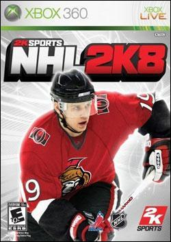 NHL 2K8 (Xbox 360) by 2K Games Box Art