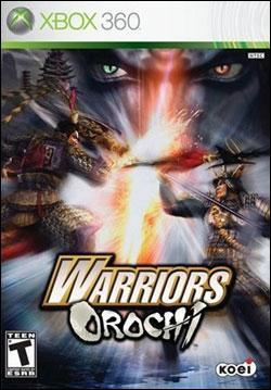 Warriors Orochi (Xbox 360) by KOEI Corporation Box Art