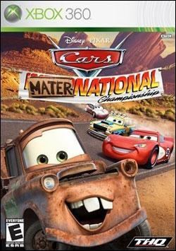 Cars: Mater-National (Xbox 360) by 2K Games Box Art