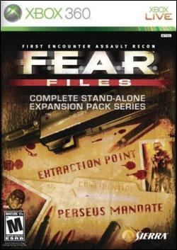 FEAR Files Box art