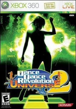 Dance Dance Revolution Universe 2 (Xbox 360) by Konami Box Art