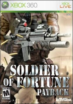 Soldier of Fortune: Pay Back (Xbox 360) by Activision Box Art