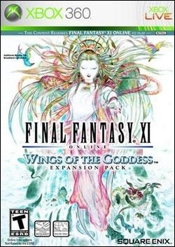 Final Fantasy XI: Wings of the Goddess (Xbox 360) by Square Enix Box Art