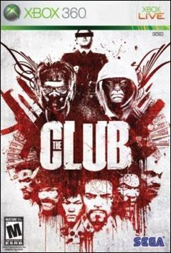 Club, The (Xbox 360) by Sega Box Art