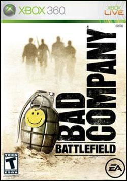 Battlefield: Bad Company (Xbox 360) by Electronic Arts Box Art