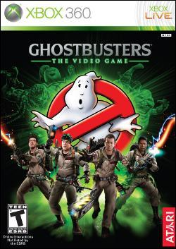 Ghostbusters (Xbox 360) by Atari Box Art