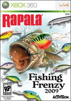 Rapala Fishing Frenzy Box art
