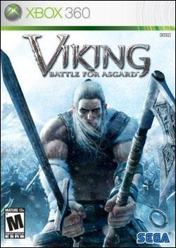 Viking: Battle for Asgard Box art