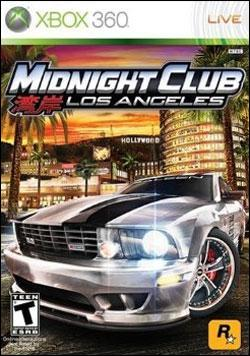Midnight Club: Los Angeles (Xbox 360) by Rockstar Games Box Art