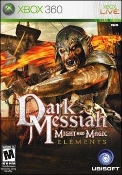 Dark Messiah of Might & Magic: Elements (Xbox 360) by Ubi Soft Entertainment Box Art