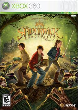 Spiderwick Chronicles, The Box art