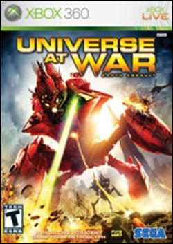 Universe at War: Earth Assault (Xbox 360) by Sega Box Art