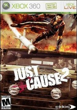 Just Cause 2 Box art
