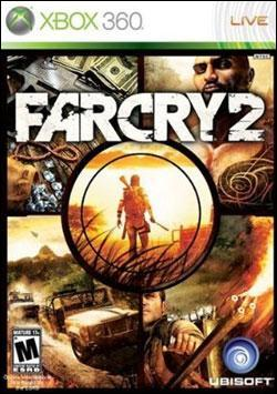 Far Cry 2 (Xbox 360) by Ubi Soft Entertainment Box Art