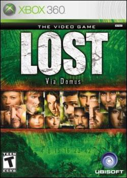Lost: Via Domus Box art