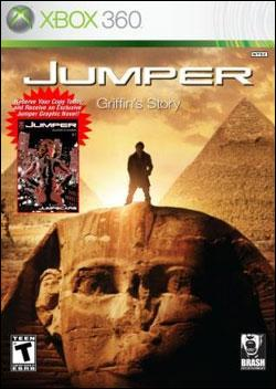 Jumper (Xbox 360) by Warner Bros. Interactive Box Art