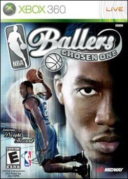 NBA Ballers: Chosen One (Xbox 360) by Midway Home Entertainment Box Art