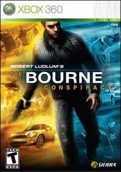 Robert Ludlums: The Bourne Conspiracy  (Xbox 360) by Vivendi Universal Games Box Art