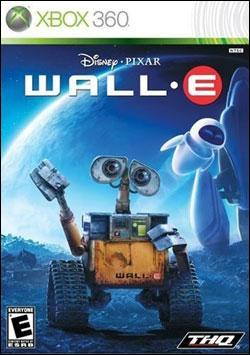 WALL-E (Xbox 360) by THQ Box Art