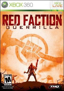 Red Faction Guerilla (Xbox 360) by THQ Box Art