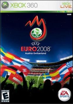 UEFA Euro 2008 (Xbox 360) by Electronic Arts Box Art