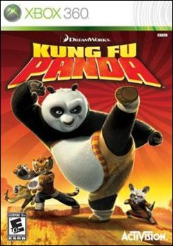 Kung Fu Panda (Xbox 360) by Activision Box Art