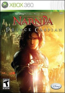 Chronicles of Narnia: Prince Caspian (Xbox 360) by 2K Games Box Art