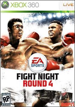 Fight Night Round 4 (Xbox 360) by Electronic Arts Box Art