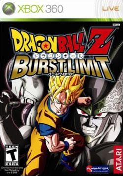 Dragon Ball Z: Burst Limit (Xbox 360) by Atari Box Art