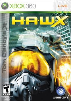 Tom Clancy's H.A.W.X. Box art