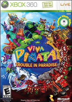 Viva Piñata: Trouble in Paradise (Xbox 360) by Microsoft Box Art