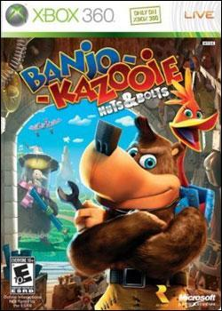 Banjo-Kazooie: Nuts & Bolts (Xbox 360) by Microsoft Box Art