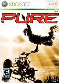 Pure (Xbox 360) by Disney Interactive / Buena Vista Interactive Box Art