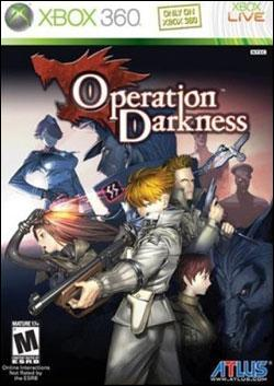 Operation Darkness (Xbox 360) by Atlus USA Box Art