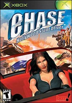 Chase: Hollywood Stunt Driver (Xbox) by bam! Entertainment Box Art