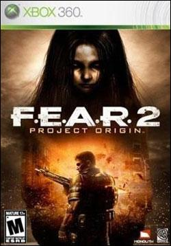 FEAR 2: Project Origin (Xbox 360) by Warner Bros. Interactive Box Art