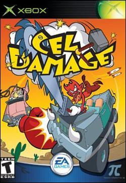 Cel Damage Box art